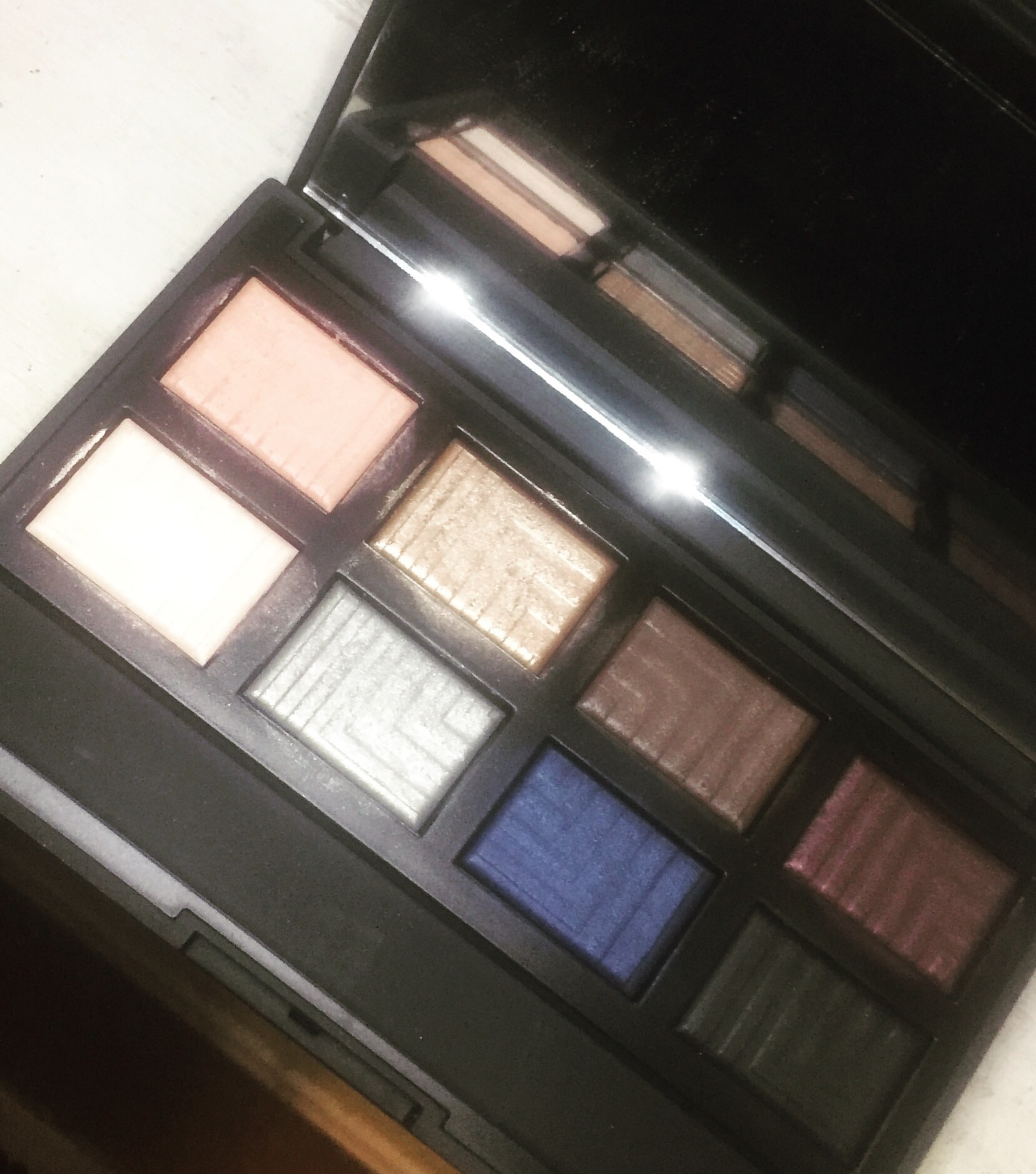 Nars Narsissit Dual Intensity Eyeshadow Palette