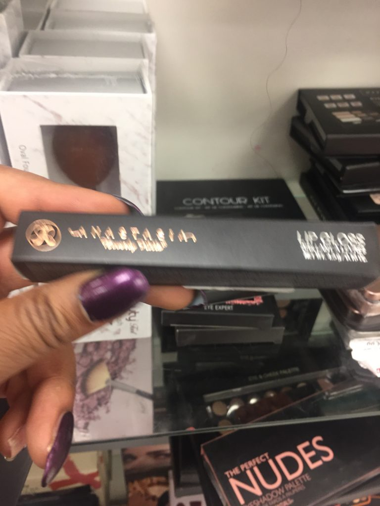 discounted anastasia beverly hills lip gloss at tjmaxx