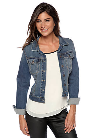 2018 spring fashion trends denim jacket