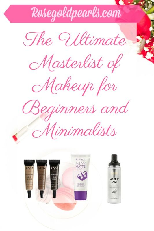These are the perfect makeup products for beginners, great for everyday makeup looks. minimalism makeup routne   minimalism makeup tutorial   everyday natural makeup tutorial   minimalism makeup collection,