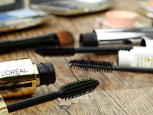 five makeup must haves