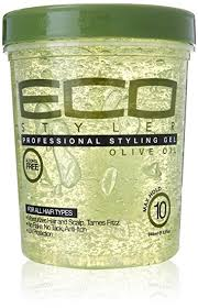 best curl defining natural hair products for type 3c/4a hair - eco styler olive oil gel