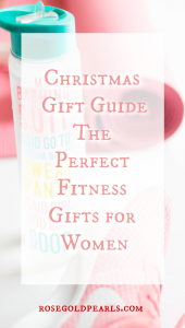 In this Christmas gift guide we're going to be going over the best fitness gift ideas for women! These fitness gift ideas are perfect gifts to give your fitness enthusiasts and gym rat friends this season so they can accomplish their fitness goals for the new year!